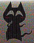 Mewbies Ansi Photo Mosaic By Metapixel by mewbies