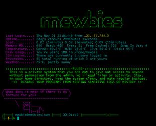 My MOTD by mewbies