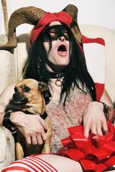 Krampus Christmas by joicarey