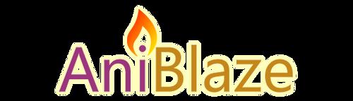 AniBlaze Mini Logo by zap2346