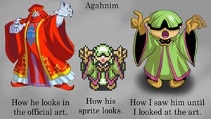 Agahnim by spacepig22