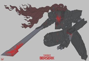 BERSERK - Gut's by obokhan