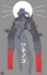 Tsuchinoko by obokhan