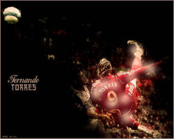 Fernando Torres...Liverpoool by derro-ta