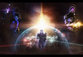 Mass Effect by Urbanator