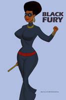 Black Fury by darrellsan
