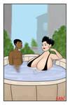 Hot Tub by darrellsan