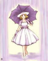 Miss Penelope by greenglassesgirl