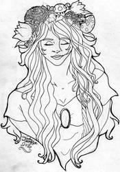 Princess Toadstool by Bambilove6543