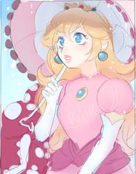 [F] Peach by Lunaris21