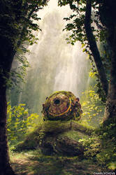 Forest ball thingy by CharlyChive