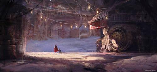 MOTEL VILLA by CharlyChive