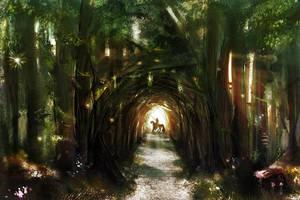 Whisper Wood by JonGibbons