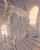 HP - Morning Rush by Quill-q