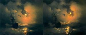 Master Study: Aivazovsky by ashihmin