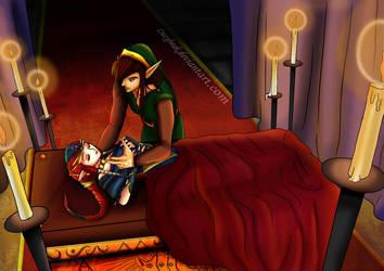 AOL Awaken the Princess by crazyfreak