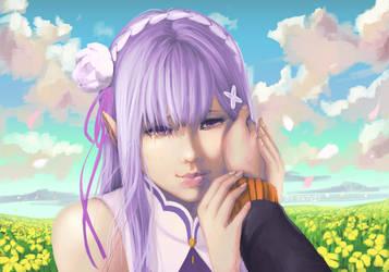 I Love Emilia by PATVIT