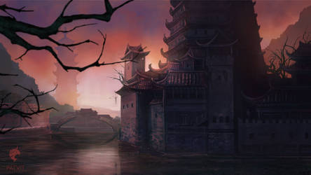 Chinese Environment by PATVIT
