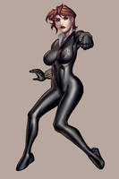 Black Widow by RyanKinnaird