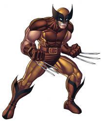 Wolverine by RyanKinnaird