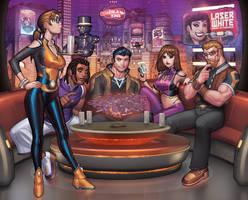SleeperNet: The gangs all here by RyanKinnaird