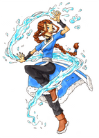 Katara by Spiral-Multimedia