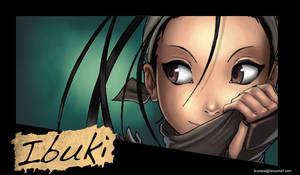 Ibuki by fexpepe
