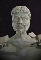 Sculpt study 4 by TomWalks