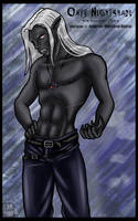Onyx Nightshade by DarrkestDrow