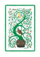 Partridge in a Pear Tree by KatRichert
