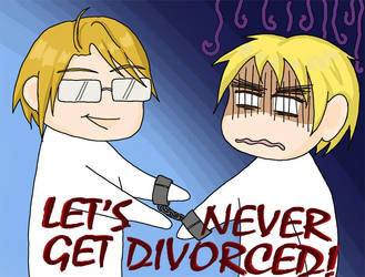 APH: US Will Not Divorce UK by RekkaNezumi