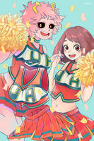 UA Cheer up!! by yuerise