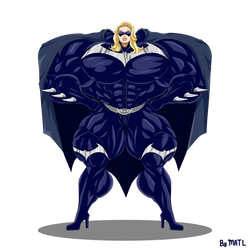 Batgirl Alicia by mvmconde