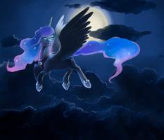 I wish you a good night by MyLittleGodzilla