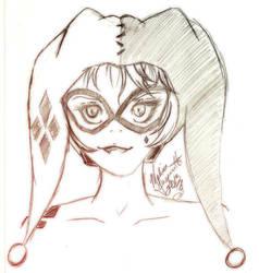 Harley Quinn by angeldream
