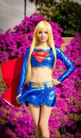 supergirl by Karen--Kasumi