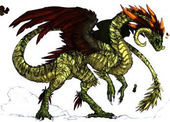 Cams Dragon 2 by Miss-Yazriel