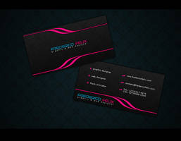 Personal Card by FredericoFelix
