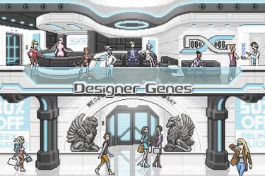 Designer Genes by neodotcity