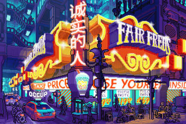 11. Bloor and Markham - FAIR FRED's by neodotcity