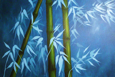 Bamboo by 1colorfuldreamer