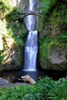 Multnomah Lower Falls 252+ by JustmeTD