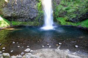 Pool At Horse tail Falls 279+ by JustmeTD