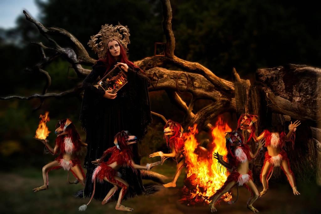 The Queens Fierys by JustmeTD