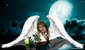 Precious Angel by JustmeTD