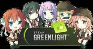 Lucid9 for Steam Greenlight by Dizzyworld2