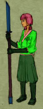 Princess Yuki by harenm