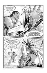 Dragon Trappers P.9 by rufftoon