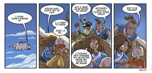 Avatar Finale 4 by rufftoon
