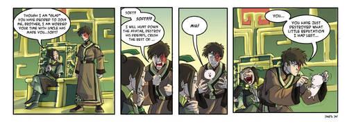 Avatar Finale 6.5 Epilogue by rufftoon